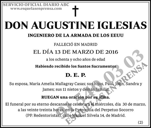 Augustine Iglesias